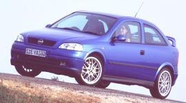 Historia: 16 años del Opel Astra OPC