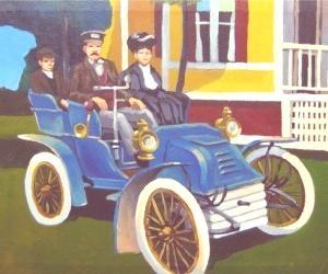 Historia de los volantes