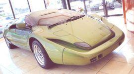 Lamborghini 'Sogna' concept