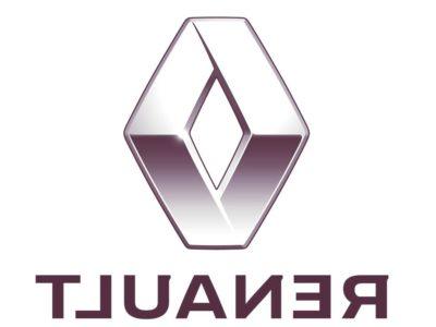 Insignias de Renault en sus últimos 117 años